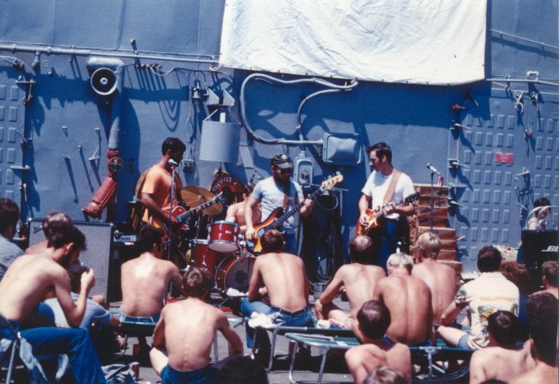 USS L  Y  Spear (AS-36) Association - Photos-Bragg