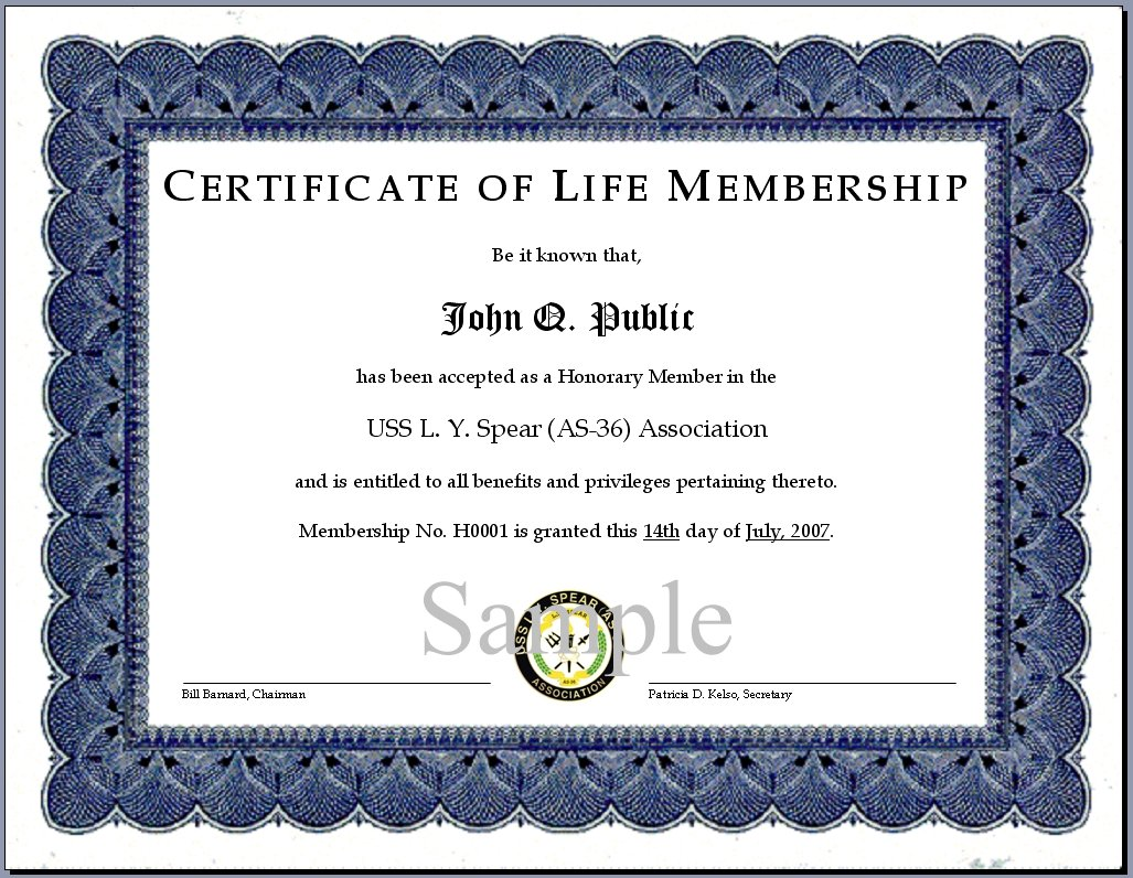 membership certificates - Etame.mibawa.co