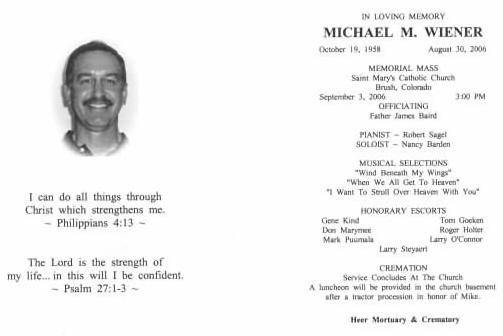 USS L Y Spear AS36 Association In Memoriam – Burial Ceremony Program